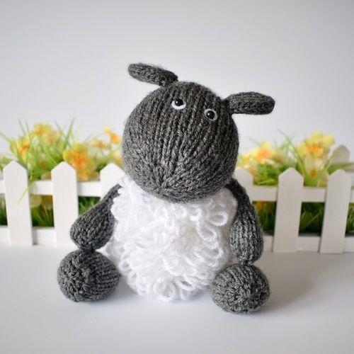 Makerist - Loopy Sheep - Knitting Showcase - 1