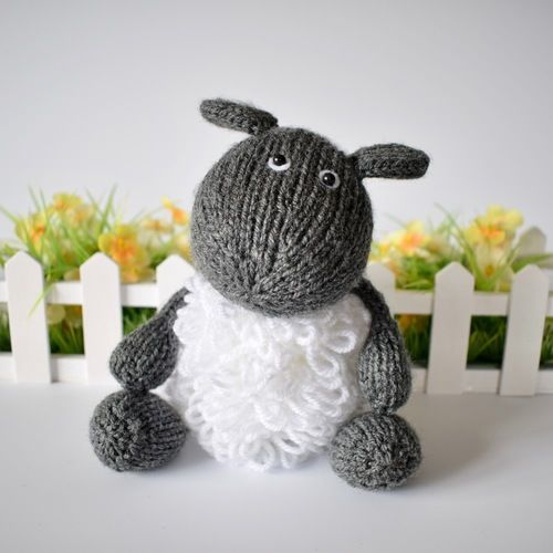 Makerist - Loopy Sheep - Knitting Showcase - 3