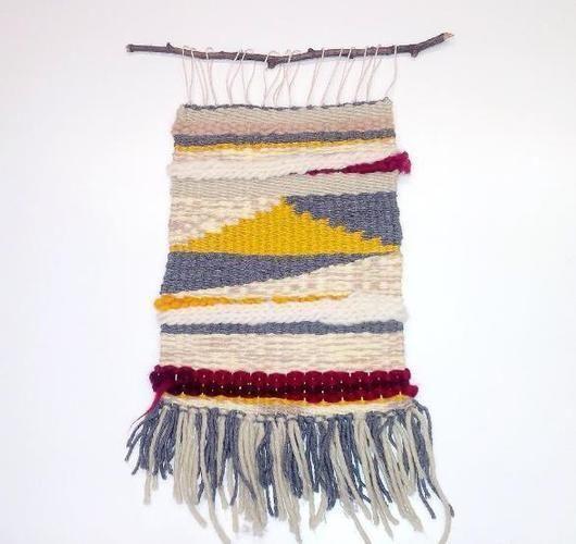 Makerist - Wandteppich im Boho-Stil - DIY-Projekte - 1