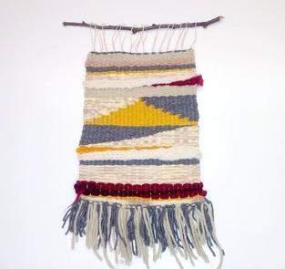 Makerist - Wandteppich im Boho-Stil - 1