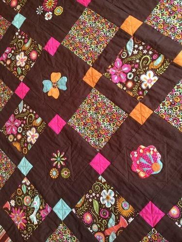 Makerist - Meine erste Patchwork-Decke  - Patchwork-Projekte - 2