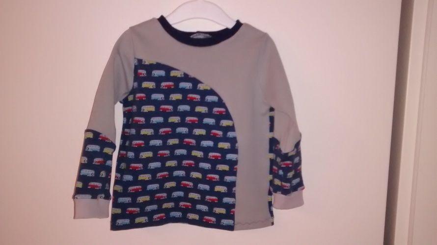 Makerist - Noch mehr Shirts - Nähprojekte - 1