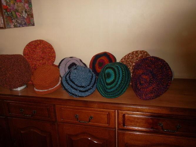 Makerist - Bérêts et bonnets réalisés au crochet - Créations de crochet - 1