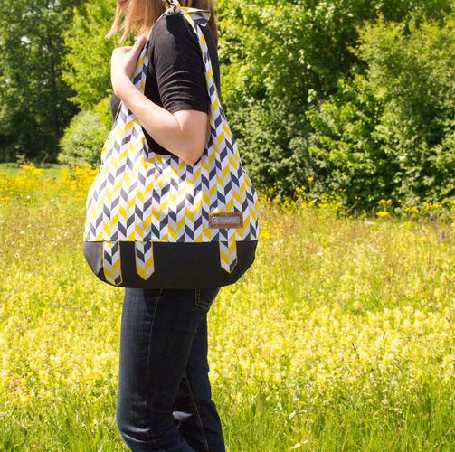 Makerist - Meine Sommertasche (Mozzie Bag - Freebook) - Nähprojekte - 1