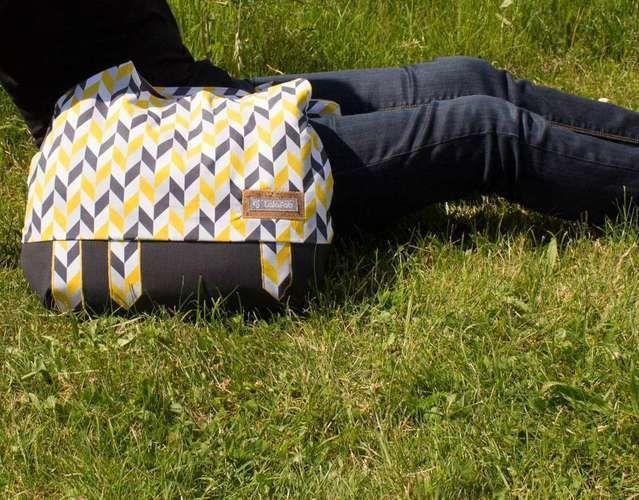 Makerist - Meine Sommertasche (Mozzie Bag - Freebook) - Nähprojekte - 3