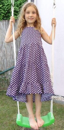Makerist - Mädchenkleid Rainbow - 1