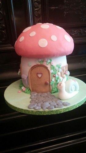 Makerist - Pilz - Torten, Cake Pops und Cupcakes - 3
