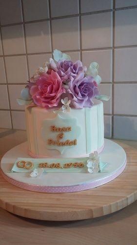 Makerist - Diamanthochzeit - Torten, Cake Pops und Cupcakes - 1