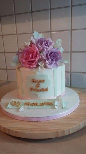 Makerist - Diamanthochzeit - Torten, Cake Pops und Cupcakes - 2