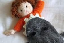Makerist - Shark Attack dolls blanket - 1