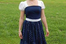 Makerist - Peppermint Swirl-Dirndl Crossover-Kleid - 1