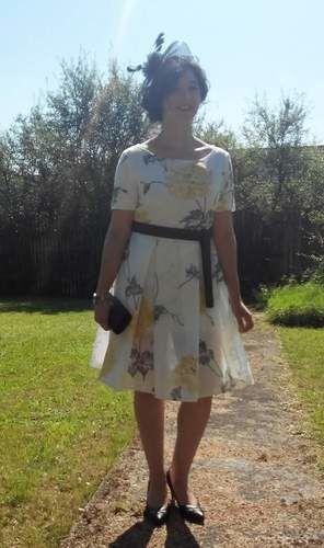 Makerist - Fille aînée... invitée à un mariage....  - Créations de couture - 1