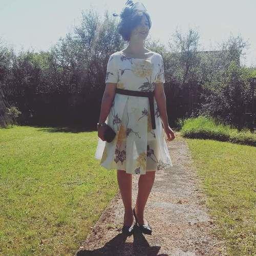 Makerist - Fille aînée... invitée à un mariage....  - Créations de couture - 3