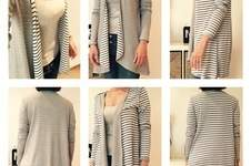 Makerist - Basic Cardigan - 1