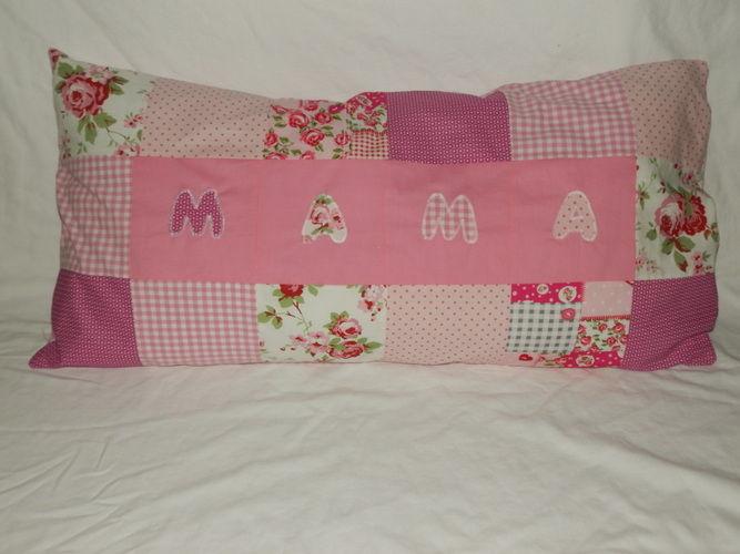 Makerist - Ein Kissen für Mama - Nähprojekte - 1