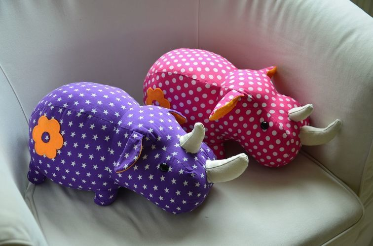 Makerist - Rhinos !  - Créations de couture - 2