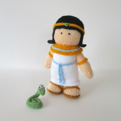 Makerist - Cleopatra - Knitting Showcase - 1
