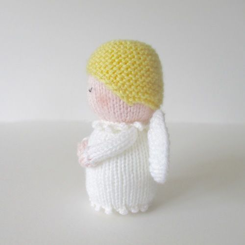 Makerist - Angel - Knitting Showcase - 2