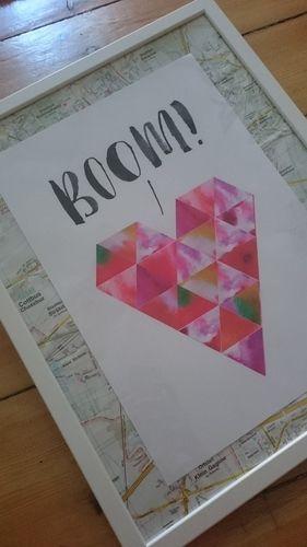 "Makerist - ""Pimp my Poster"" - DIY-Projekte - 1"