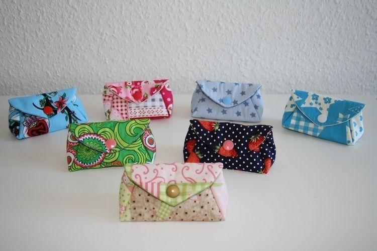 Makerist - Minitäschchen - Nähprojekte - 1