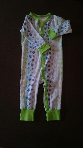 Makerist - baby jumpsuit  - Nähprojekte - 1