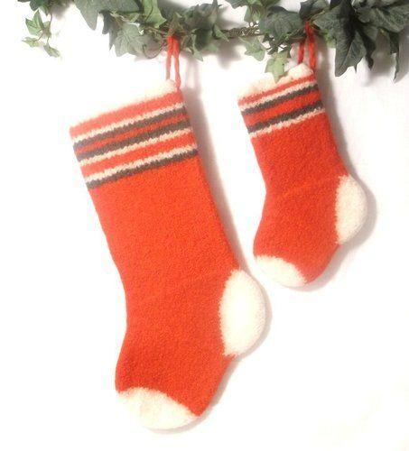 Makerist - Simple Christmas Stocking - Knitting Showcase - 1