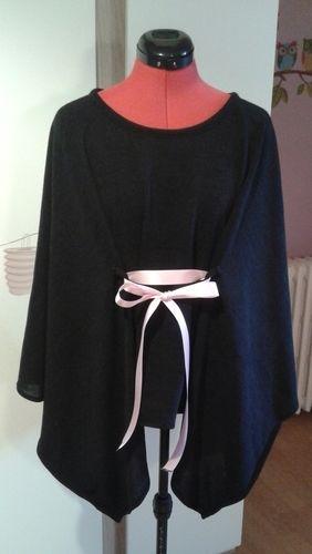 Makerist - Poncho en maille  - Créations de couture - 1