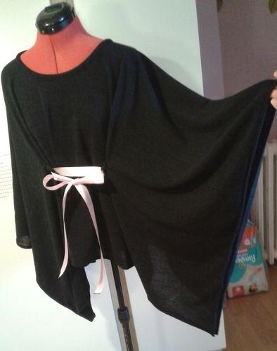 Makerist - Poncho en maille  - Créations de couture - 2