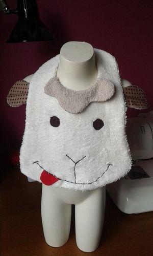Makerist - Bavoir mouton - Créations de couture - 1