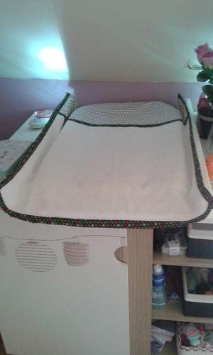 Makerist - Protège matelas à langer - Créations de couture - 1