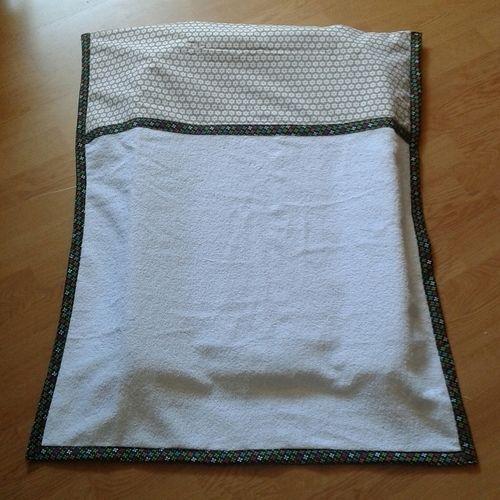 Makerist - Protège matelas à langer - Créations de couture - 2