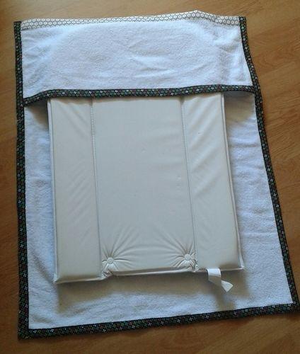 Makerist - Protège matelas à langer - Créations de couture - 3