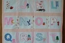 Makerist - ABC Quilt für Nora - 1