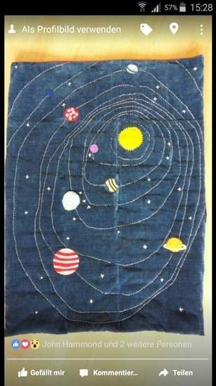 Makerist - Planeten für Maxi - 1