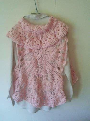 Makerist - Grand chale - Créations de crochet - 1