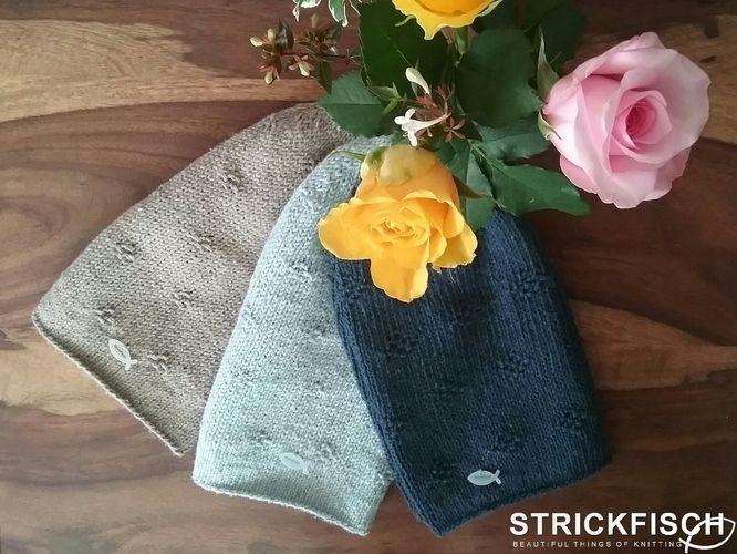 Makerist - Jeans Beanie Mütze - Strickprojekte - 1