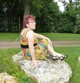 Sun-Day-Dress für heiße Tage - Schnitt von Paulina näht