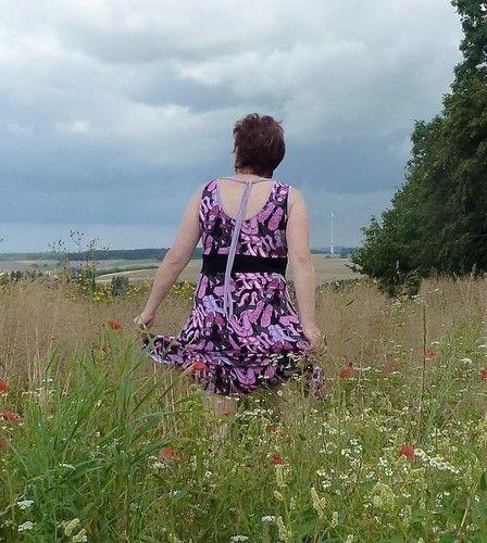 Makerist - Sun-Day-Dress - Schnitt von Paulina näht - Nähprojekte - 2