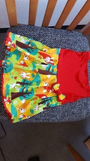 Makerist - Kleidchen für meine Maus aus Jersey  - 1
