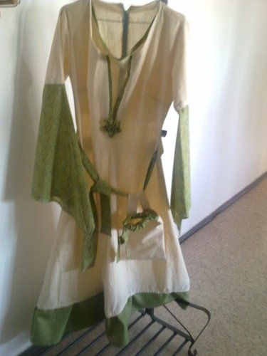 Makerist - kleid für mittelalterfest - Nähprojekte - 1