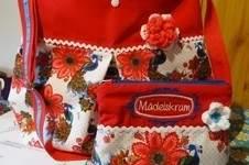 Makerist - Ballontasche von Stoffcut und eigene Kosmetiktasche  - 1