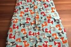 Makerist - Schlafsack für Babys aus Baumwolle und Fleece - 1