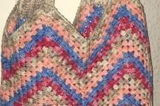 Makerist - Umhängetasche - Wolle von Woll Butt - für mich selbst gefertigt - 1
