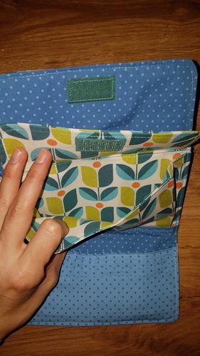 Makerist - Frauenkram Geldbeutel aus Baumwolle für mich!  - Nähprojekte - 1