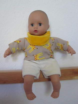 Makerist - ein Sommeroutfit mit Halstuch - 1