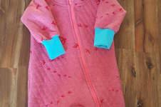 Makerist - Baby-Overall Gr. 62 aus Stepp-Sweat - 1