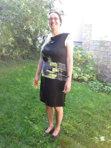 Makerist - Sommerkleid aus Jersey - Nähprojekte - 2