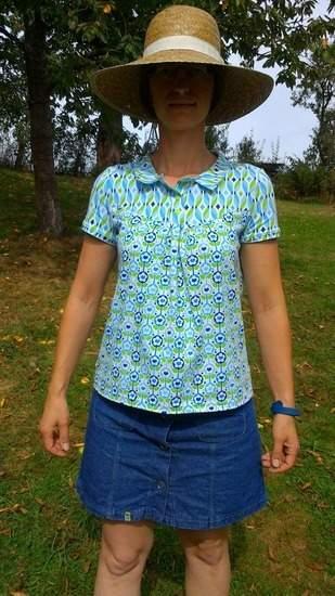 Makerist - Fühl dich glücklich Shirt - 1