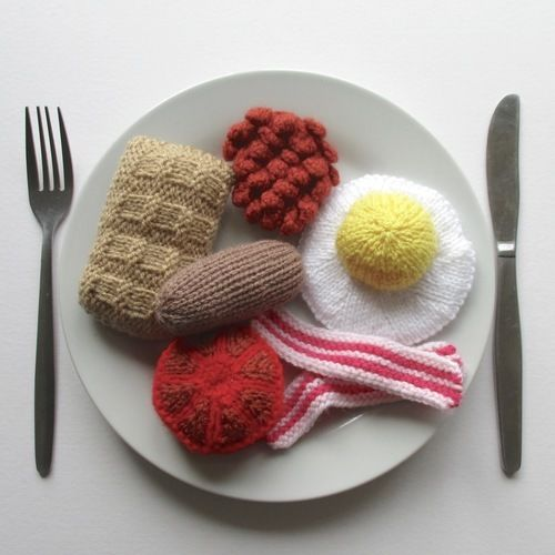 Makerist - Big Breakfast - Knitting Showcase - 1