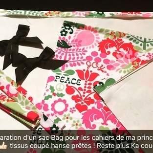Le sac tote pour ma princesse